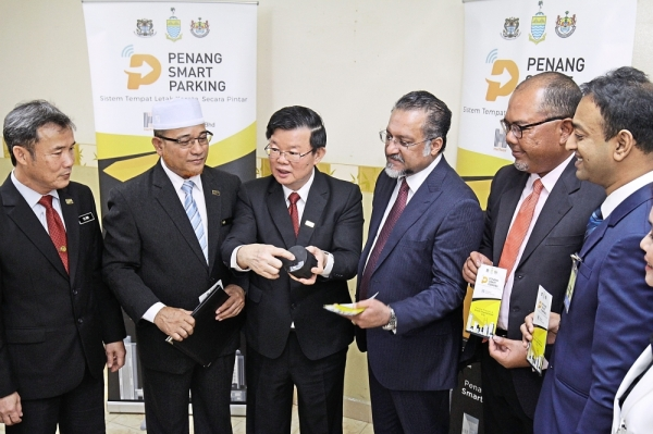 App-y To Be The First Smart Parking State